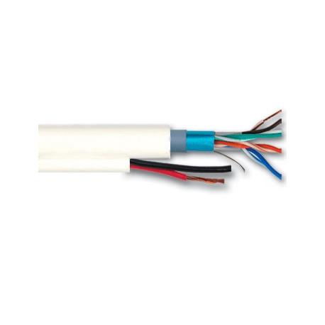 КПВЭ-ВП (100) 4*2*0,51+2*0,75 мм2 (FTP-cat.5Е)
