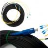 4 волокна 25м Внешний оптический патч-корд