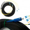 4 волокна 500м Внешний оптический патч-корд