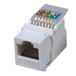 Модуль Keystone Jack UTP кат.5E tooless RJ-45 90