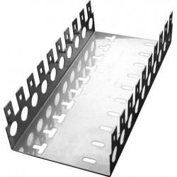 Монтажный хомут Hypernet для крепления на стену 10 плинтов (100 пар)