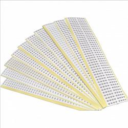 KSS Маркеный блок, цифры 0-9, 10 листов
