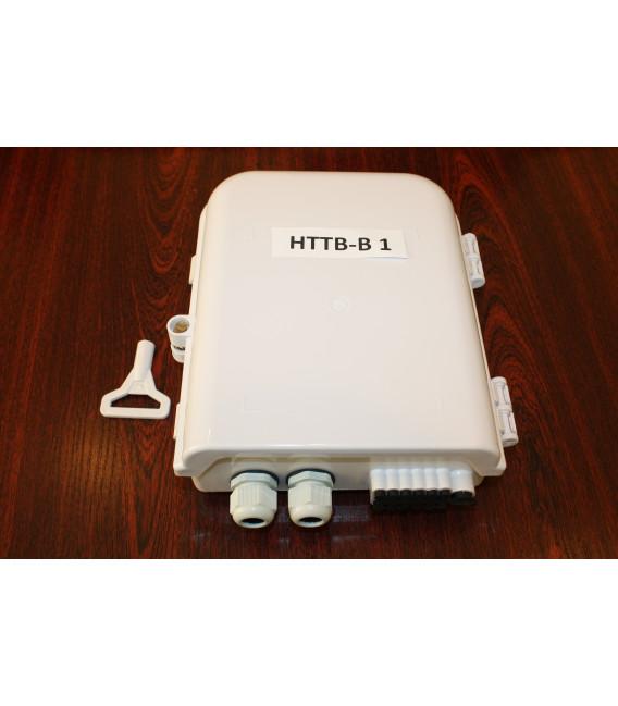 Оптический распределительный бокс FTTB-B12 12-24 вол