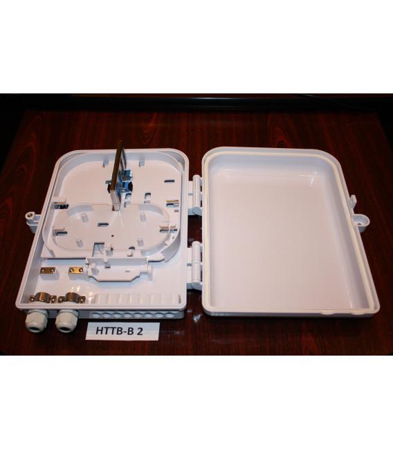 Оптический распределительный бокс FTTB-B16 12-32 вол