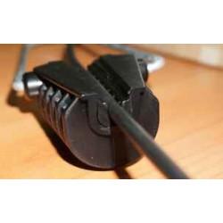 Зажим натяжной Н3, для самонесущего кабеля с тросом