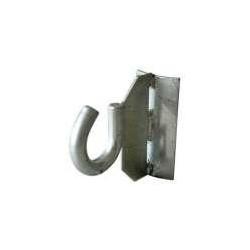 Крюк для круглых и прямоугольных опор GHSO 16