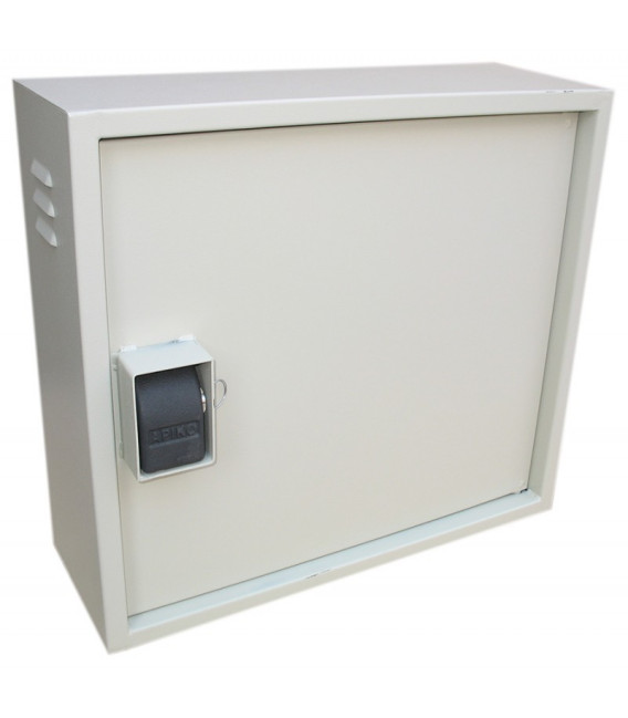 VAGO Антивандальный шкаф Super Antilom 2U-1,5 c крабовым замком