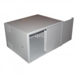 Антивандальный шкаф 9U 520х410х450мм