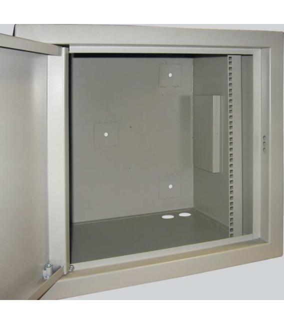 """ШНВ 19"""" 6U 400мм 600х400х365 (ШхГхВ) Антивандальный шкаф"""
