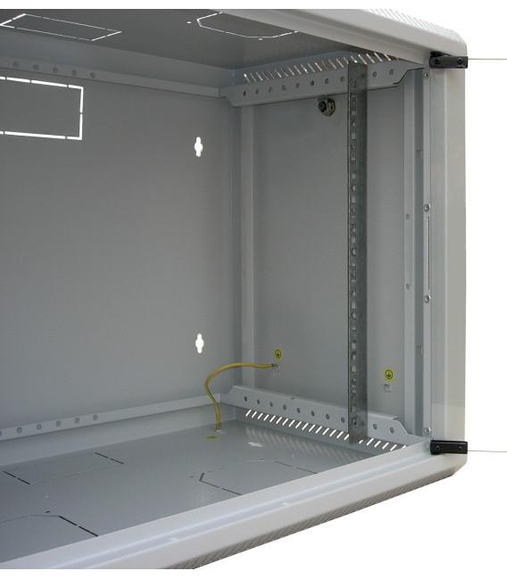 6U 400мм ДС настенный шкаф Easycase