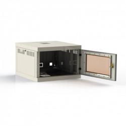 Серверный шкаф настенный 15U стекло 570х450 мм