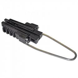 Анкерный зажим Н03, кабельная арматура Premium для круглого самонесущего ADSS кабеля