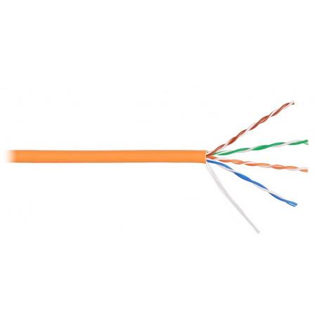 КПВонг-HF-ВП (250) 4*2*0,57 (UTP-cat.6 LSOH) Одескабель витая пара Lan-кабель