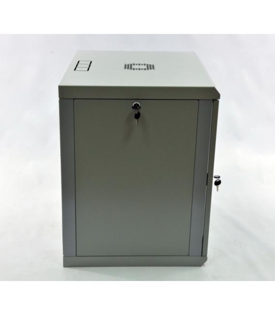 CMS Шкаф настенный 12U эконом, 600x500x640 мм, серый