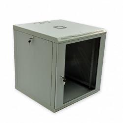 Серверный шкаф настенный 12U эконом, 600x600x640 мм, серый