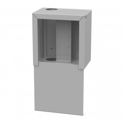 Антивандальный ящик РК-550 500х550х250 ВхШхГ
