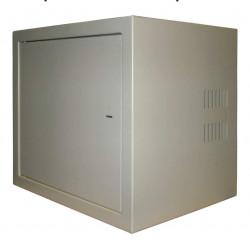 Антивандальный шкаф 24U 600х500х1165