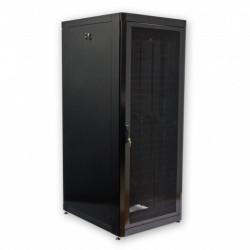 Серверный шкаф 45U, 610х1055 мм, усиленный, чёрный