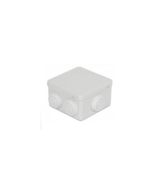Бокс пластиковый уличный IP 55 150х150х70 мм