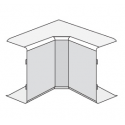 ДКС 40x17мм Угол внутренний, белый