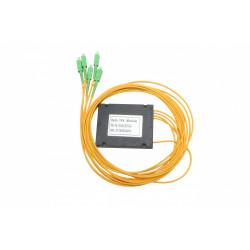 PLC оптический делитель PS-104-B2-3B15-SA PLC сплиттер