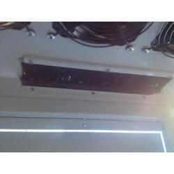 Щеточный кабельный ввод Rackmount 800