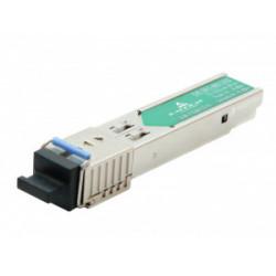 Оптический модуль 100Мбит, передача1310, приём 1550, SC 20км одномод