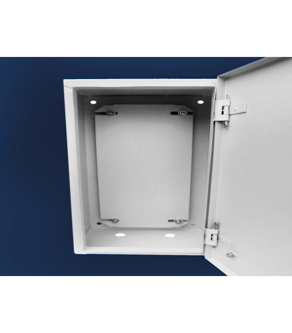 Ящик трансформатора понижающего ЯТП-1 IP31 1,2мм 320x220x150