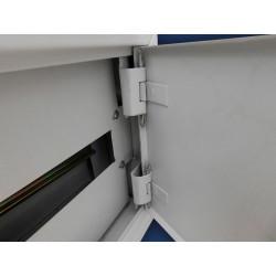 Щит распределительный встраиваемый ЩРВ-72 IP31 430x650x120