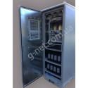 33U Шкаф с закрытым кондиционером 2,5 кВт и мониторингом