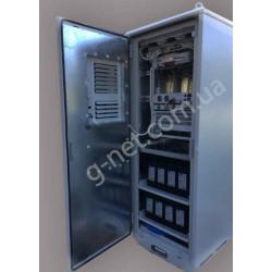 39U Шкаф с закрытым кондиционером 2,5 кВт и мониторингом