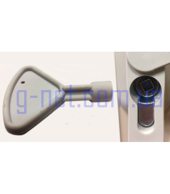 Сердцевина замка для гермобокса пластикового
