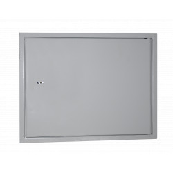 Антивандальный шкаф Forpost 9U-С-СПТ 1,2мм