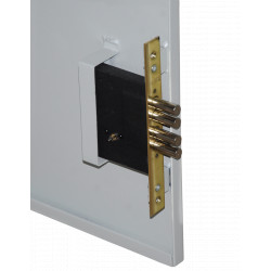 Forpost 7U-С-СПТ Антивандальный шкаф