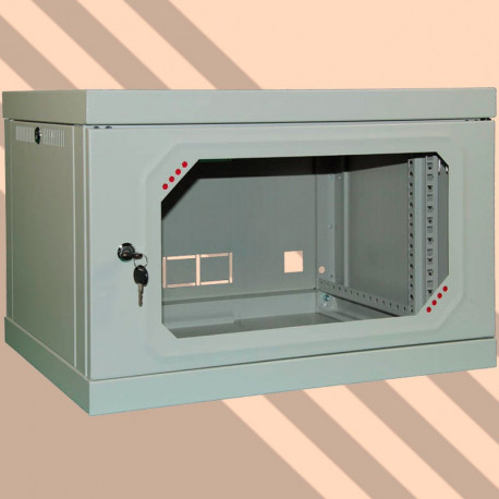 9U 600x580 Шкаф серверный телекоммуникационный