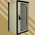 Серверный шкаф напольный CSV Lite Plus 24U-600х600 (акрил)