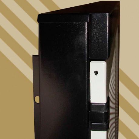 42U 600x800 напольный серверный телекоммуникационный шкаф