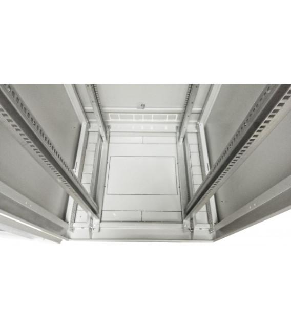 Шкаф напольный 24U 600x800 Дверь стекло