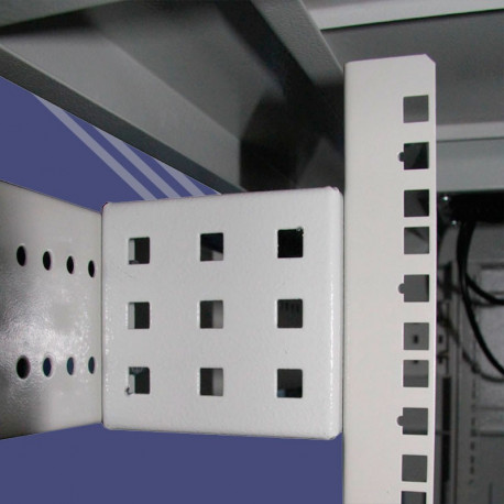 42U 800x1000 усиленный серверный шкаф