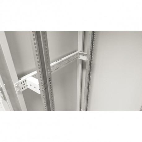 Шкаф напольный 24U 600x1000 Дверь стекло
