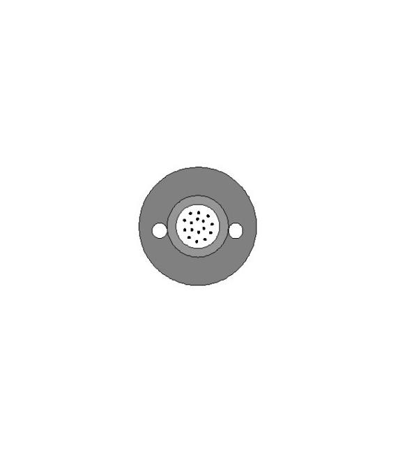 Кабель оптический ОЦПс 1кН 12 волокон