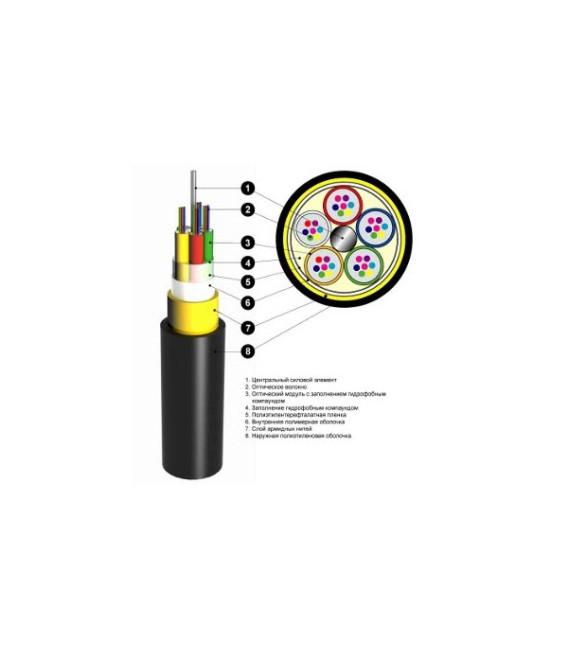 Кабель оптический ОАрП 2,7кН 24 волокна