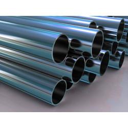 40мм/1,5мм Металлическая кабельная оцинкованная труба, безрезьбовая, длина 3м