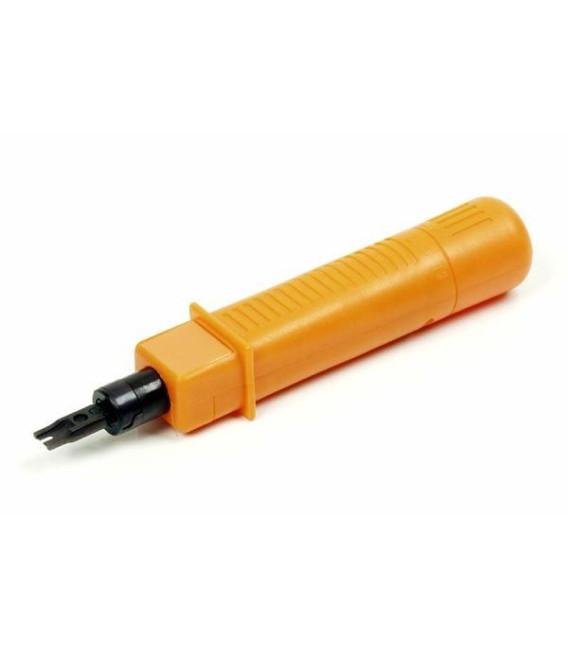 Инструмент для заделки кабеля, 110 тип