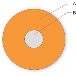 Мультимод пигтейловый волоконно-оптический кабель