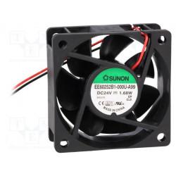 Вентилятор EE60252B1-A99 60x60x25 мм