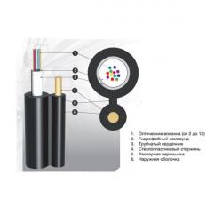Подробнее оОптический кабель ОЦПТс 4кН 6 волокон 1х10