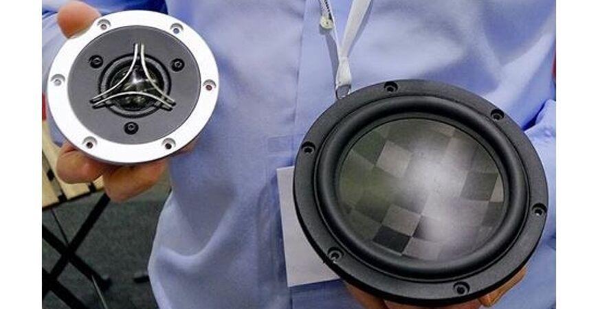 SB Acoustics extreme Textrene динамические головки